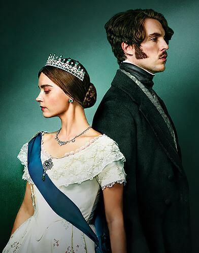 Victoria Season 3 poster