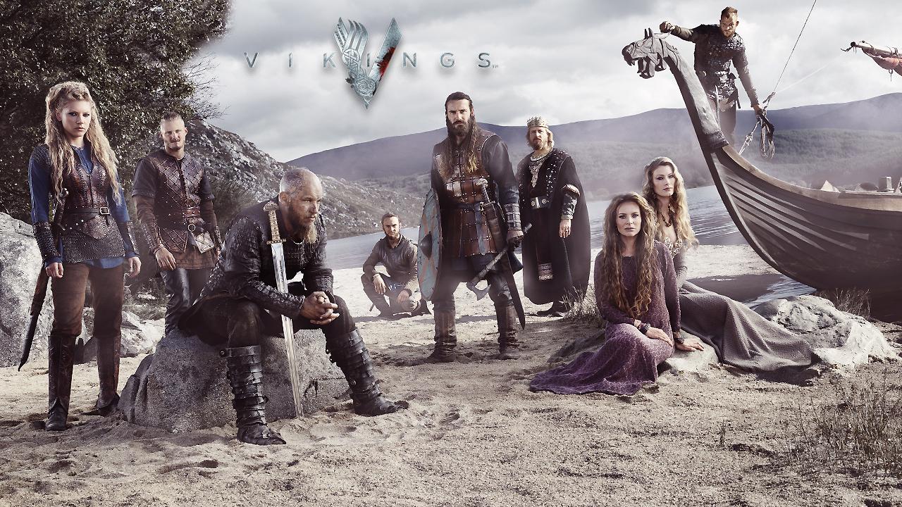 Vikings Season Unknown tv series Poster
