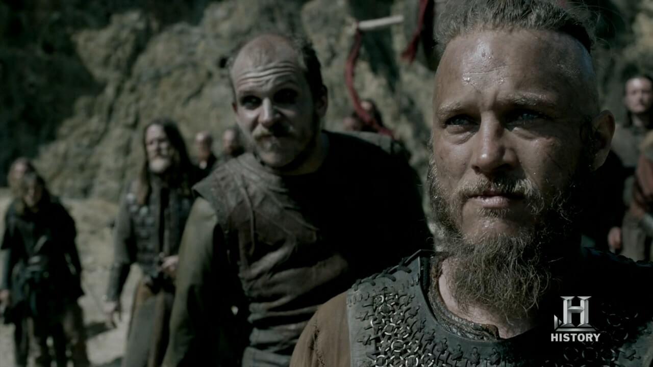 VIKINGS SEASON 1 IN HINDI 300MB - Vikings S01E07 Dual Audio