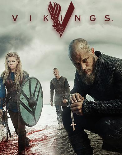 Vikings season 3 poster