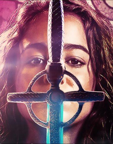 Warrior Nun tv series poster