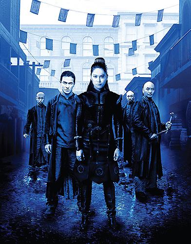 Warrior Season 1 poster