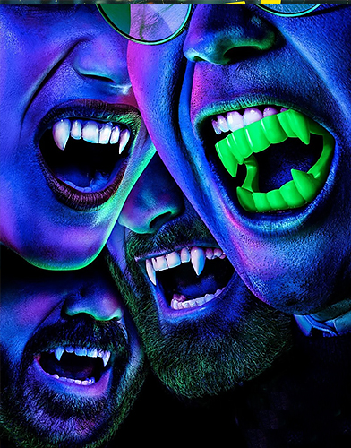 What We Do in the Shadows Season 1 poster