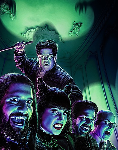What We Do in the Shadows Season 2 poster