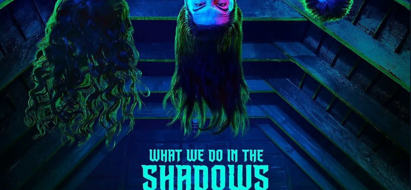 What We Do in the Shadows Season 1 tv series Poster