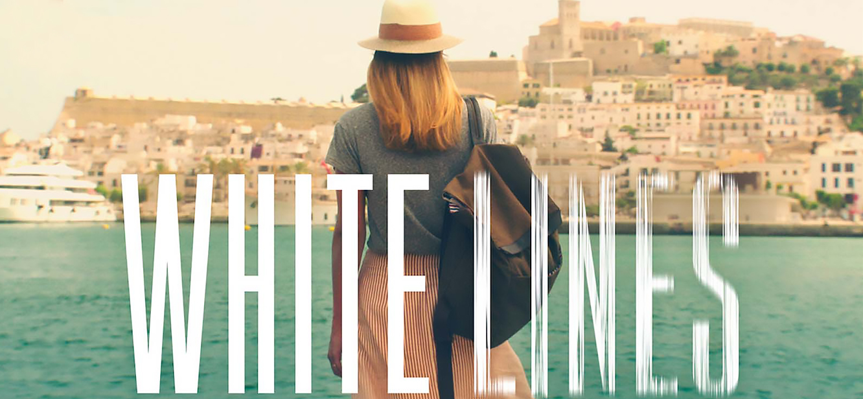 White Lines Season 1 tv series Poster