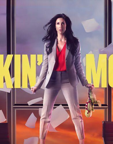 Workin' Moms tv series poster