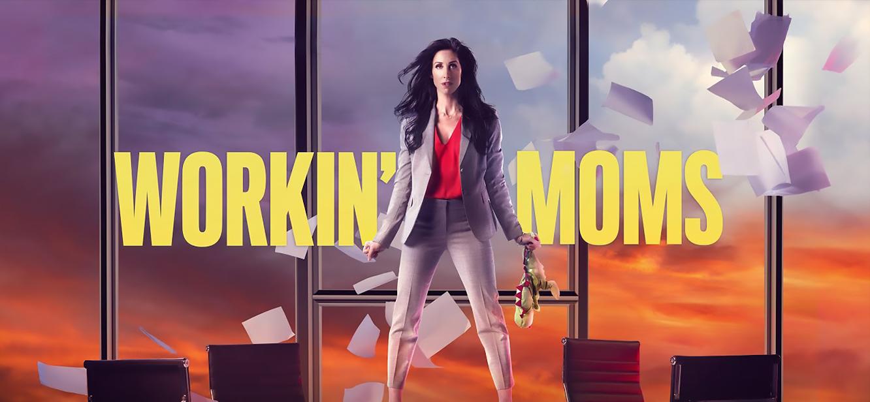 Workin' Moms Season 4 tv series Poster