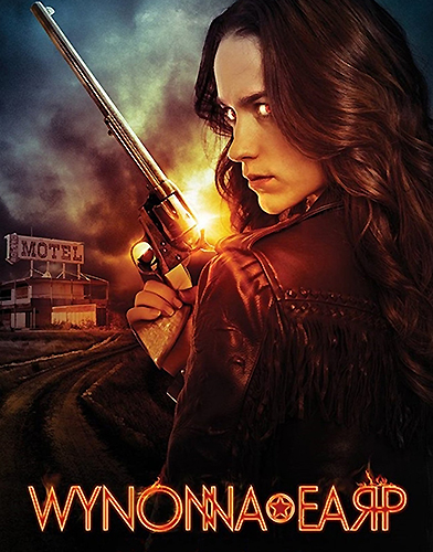 Wynonna Earp season 1 Poster