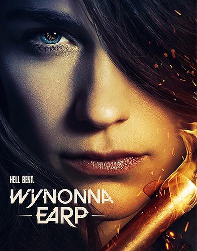 Wynonna Earp Season 3 poster