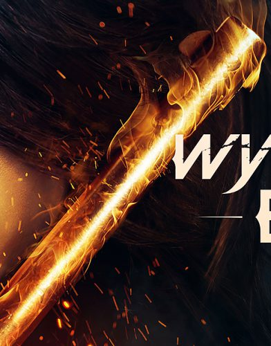 Wynonna Earp tv series Poster