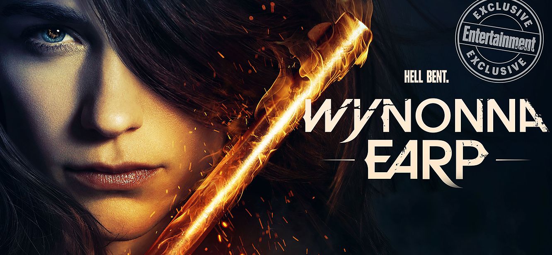 Wynonna Earp Season 1 tv series Poster