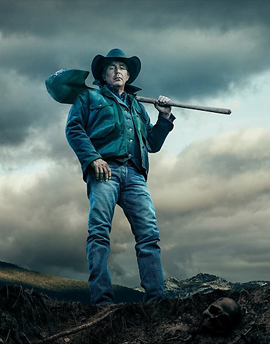Yellowstone Season 3 poster