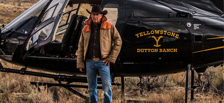 Yellowstone Season 1 tv series Poster