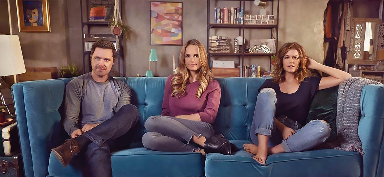 You Me Her Season 5 tv series Poster