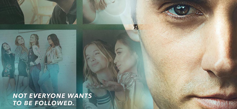You Season 1 tv series Poster