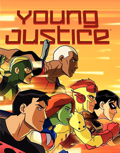 Young Justicel season 1 poster