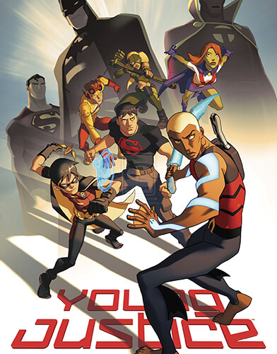 Young Justicel season 3 poster