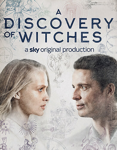 A discovery of witches season 1 poster