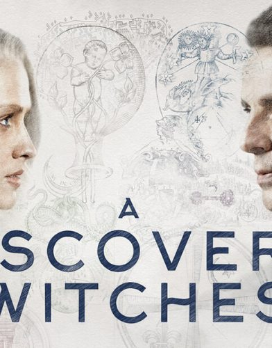 A discovery of witches tv series poster