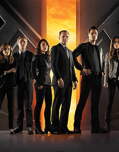 Agents of shield season 1 poster