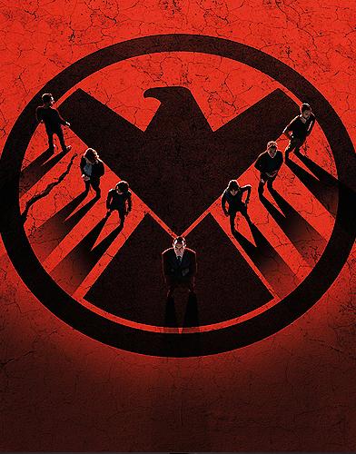 Agents of shield season 2 poster
