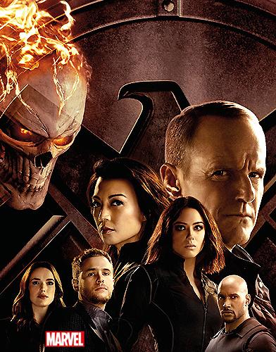 Agents of S.H.I.E.L.D. Season 4 poster