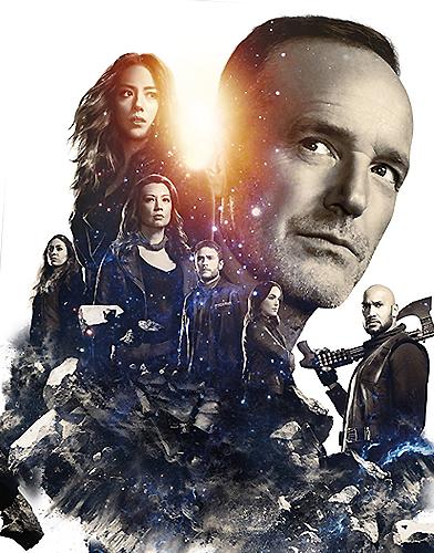 Agents of S.H.I.E.L.D. Season 5 poster