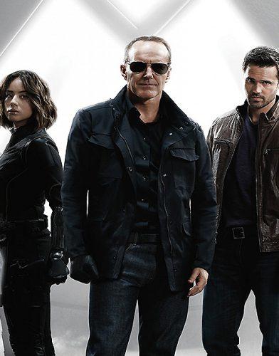 Agents of S.H.I.E.L.D. tv series poster