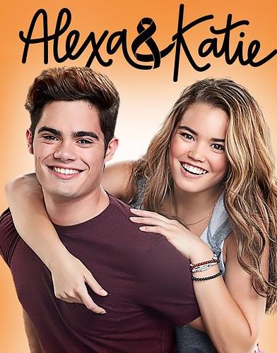 Alexa & Katie Season 3 poster