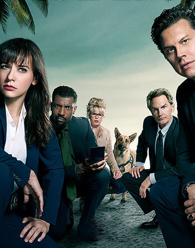 Angie Tribeca season 4 poster