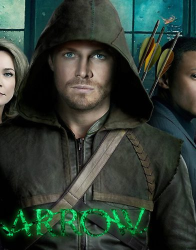 Arrow tv series poster