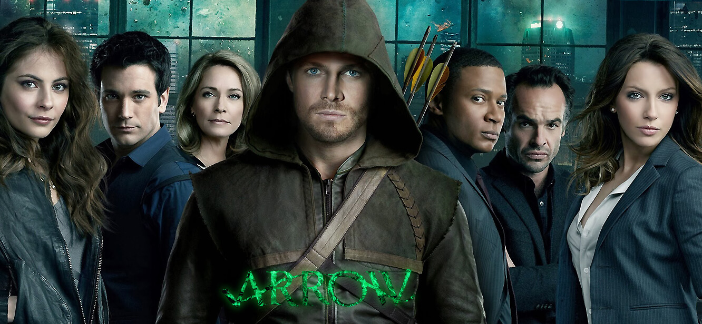 Arrow season 1 tv series Poster