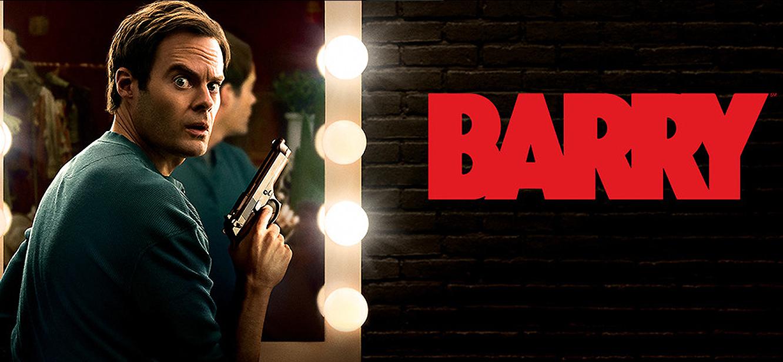 Barry Season 1 tv series Poster