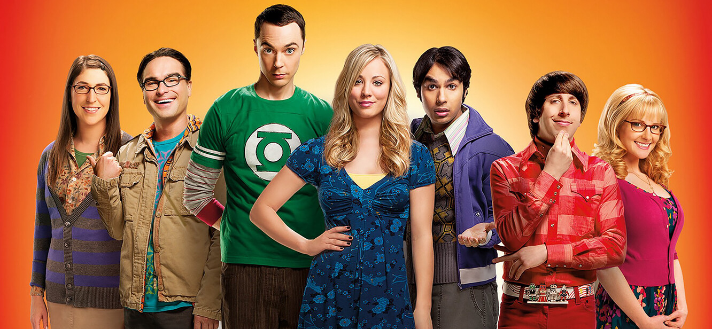 The Big Bang Theory Season 1 tv series Poster