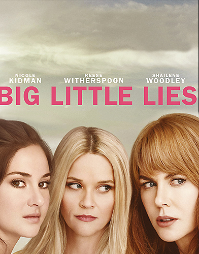 Big Little Lies  Season 1 poster