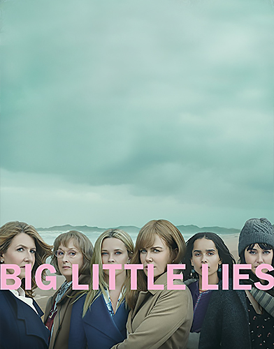 Big Little Lies Season 2 poster