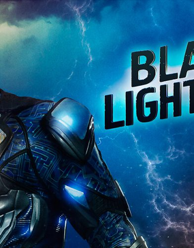 Black Lightning tv series poster