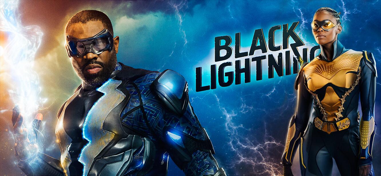Black Lightning season 1 tv series Poster