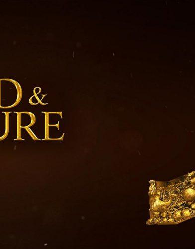 Blood & Treasure tv series poster