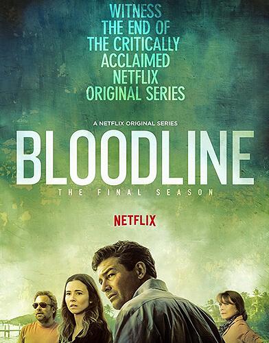 Bloodline season 1 poster