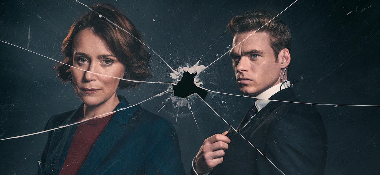 Bodyguard Season 1 tv series Poster