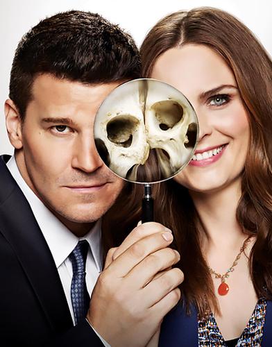 Bones Season 12 poster