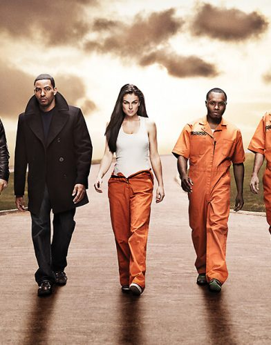 Breakout kings tv series poster