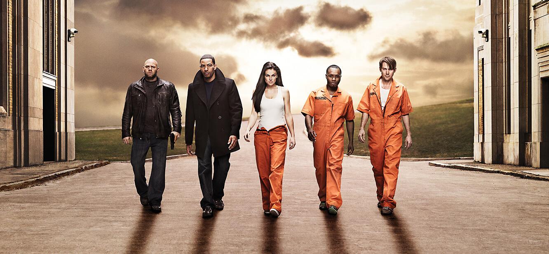 Breakout Kings Season 1 tv series Poster