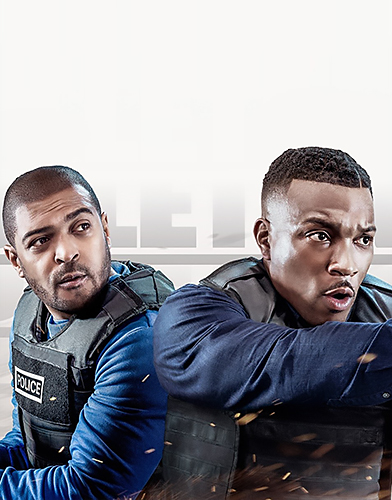 Bulletproof Season 1 poster