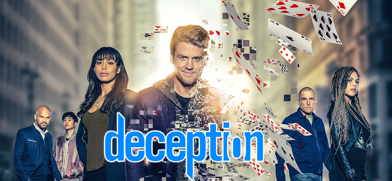 Deception Season 1 tv series Poster
