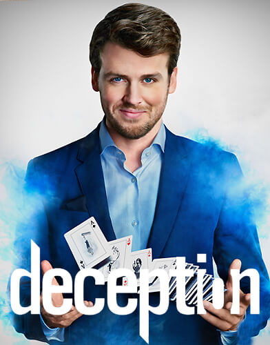 Deception Season 1 poster