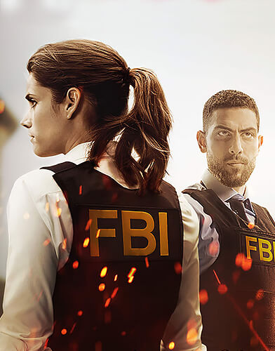 FBI season 1 poster