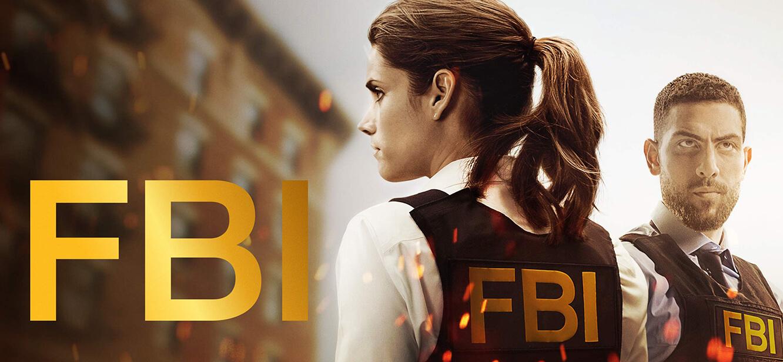 FBI Season 1 tv series Poster